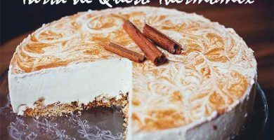 Tarta Queso Thermomix
