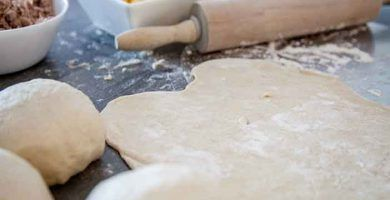 Masa de Pizza Thermomix