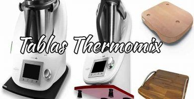 Tabla Thermomix